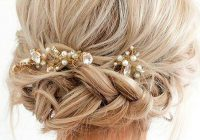 Fresh 33 amazing prom hairstyles for short hair 2020 beautiful Short Hair Styles For Matric Dance Ideas