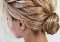 Fresh 33 amazing prom hairstyles for short hair 2020 Prom Hairstyles For Short Hair With Braids Ideas