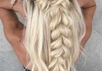 Fresh 39 cute braided hairstyles you cannot miss braids for long Cute Braid Long Hair Choices