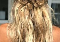 Fresh 40 best hairstyles for long thin hair and shag haircuts Braids For Long Thin Hair Ideas