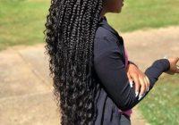 Fresh 40 bohemian box braids protective hairstyles ideas in 2020 Cute African Braid Hairstyles Ideas