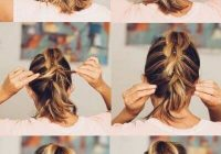 Fresh 50 incredibly easy hairstyles for school to save you time Cute And Easy Back To School Hairstyles For Short Hair Choices