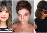 Fresh 50 ways to wear short hair with bangs for a fresh new look Cute Hairstyles For Short Hair With Bangs Inspirations