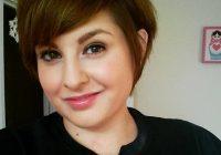 Fresh 55 short haircuts for a fat face short haircuts models Short Haircuts For Fat Women Ideas