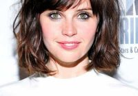 Fresh 60 flattering short hairstyles for women with oval faces Short Haircuts For Wavy Hair Long Face Inspirations