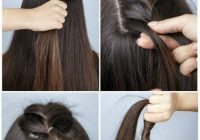 Fresh 65 womens easy hairstyles step step diy the finest feed Braid Hairstyles For Long Hair Step By Step Inspirations