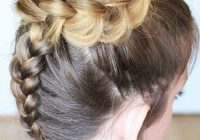 Fresh 70 cute and creative dutch braid ideas lovehairstyles Dutch Braid Updo Long Hair Choices