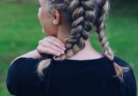 Fresh 8 ribbon braid hairstyles for little girls hairstylecamp Crocheted Ribbon Braided Hairstyle Inspirations