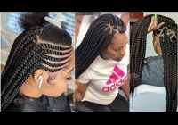 Fresh african hair braiding styles pictures 2019 check out 2019 best braided hairstyles to try Black Hair Braid Styles Inspirations