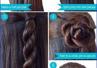 Fresh awesome 4 populer easy hairstyles for short hair on Hairstyles For Short Hair For School Dailymotion Inspirations