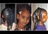 Fresh braided hairstyles for little black girls ideas about black kids hairstyles Black Kids Hair Braiding Styles Choices