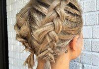 Fresh braided hairstyles for short hair the most popular ideas Short Braid Hair Styles Choices