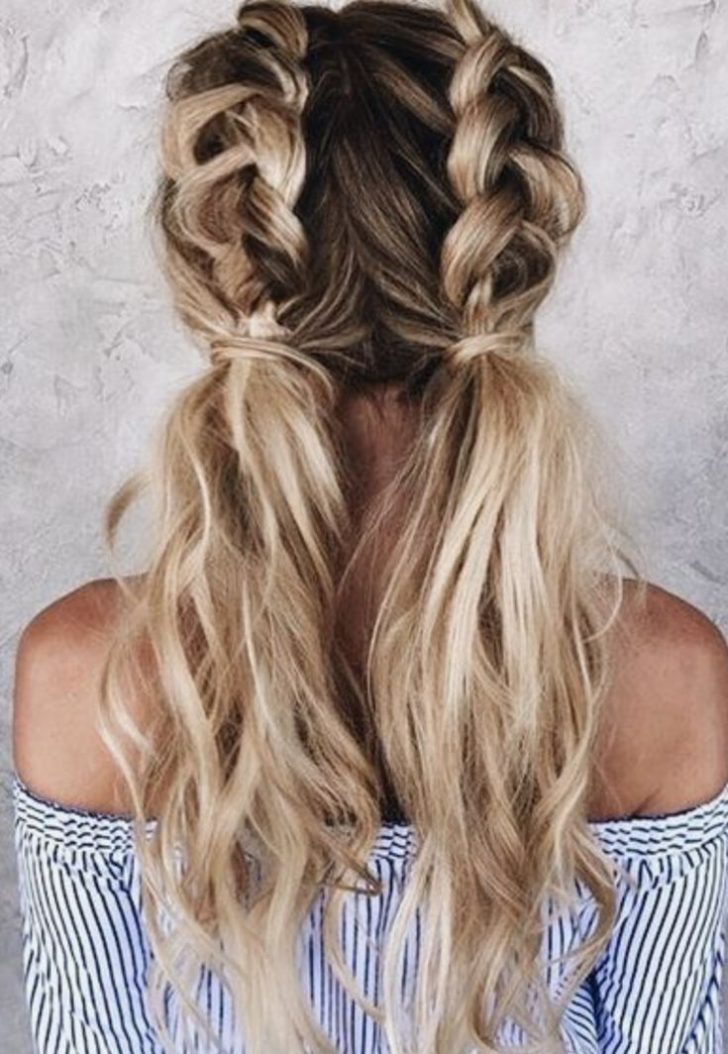 Permalink to 9   Hairstyles Braids Tumblr Easy