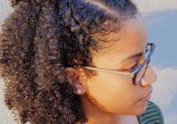 Fresh braiding hairstyles for short natural hair celebrity Quick Hairstyles For Natural Short Black Hair Ideas
