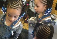 Fresh braids for kids black girls braided hairstyle ideas in African Hair Braiding Kids Styles Inspirations