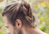 Fresh braids for men with long hair 5 trendy looks braids for men Braids Hairstyle Men Inspirations