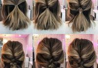 Fresh cute easy hairstyles for short hair short hair styles easy Cute Hairstyles For Short Hair Easy Inspirations