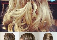 Fresh cute hairstyles for short hair back to school nisadaily Cute Hairstyles For School Short Hair Inspirations