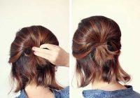 Fresh cute ponytail hairstyles for short hair 500372 pixels Cute Ponytails For Short Hair Choices