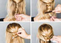 Fresh easy formal hairstyles for short hair hairstyle tutorials Quick Updo Hairstyles For Short Hair Ideas