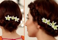 Fresh flaunt these chic hairstyles for short hair this wedding Different Hairstyles For Short Hair On Saree Ideas