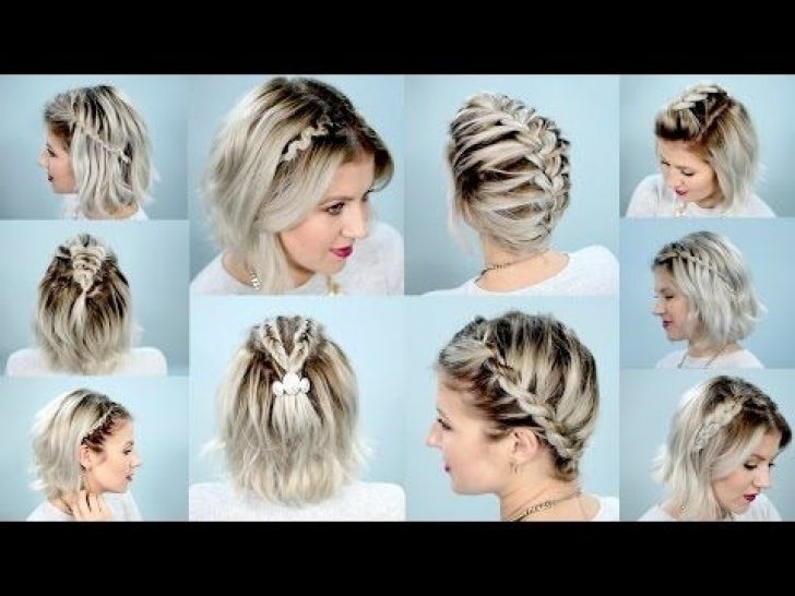 Permalink to 9 Beautiful Different Hairstyles For Short Hair At Home Ideas