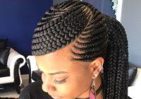Fresh melissa erial natural hair growth hair updos in 2020 Braided Natural Hair African Hairstyles Choices