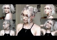 Fresh messy bun tutorial 3 techniques remy hairstyles magazine Hairstyle For Short Hair Tumblr Choices