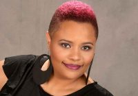 Fresh mohawk hairstyles for black women archives universalsalons Short Hair Mohawk Styles For Black Women Choices