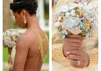 Fresh my natural sistas mynaturalsistas the gorgeous brid Short Natural Hair Wedding Styles Ideas