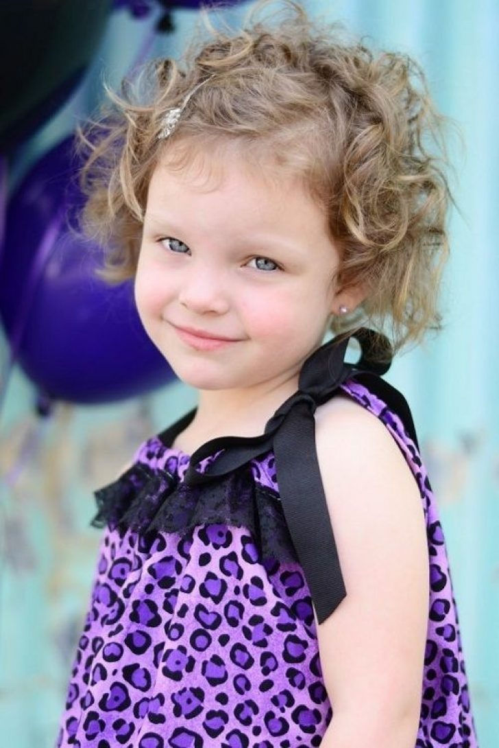 Permalink to 11 Perfect Short Curly Hairstyles For Toddlers Ideas