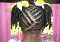 Fresh pin on french braid connection Little Black Girls Hair Braiding Styles Inspirations