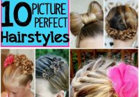 Fresh pin on hair nails makeup ill never be able to recreate School Picture Day Hairstyles For Short Hair Inspirations