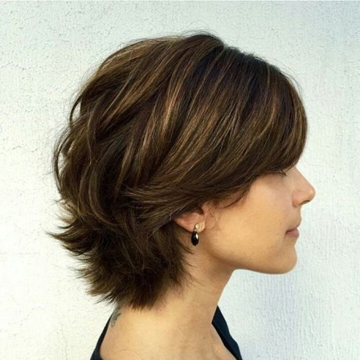 Permalink to 9 Beautiful Short Layered Styles For Thick Hair