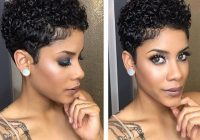 Fresh pin on natural hair styles Hairstyles For Short Natural Curly Black Hair Choices