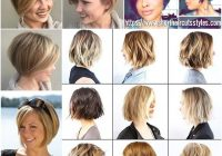 Fresh quick and easy ways to style short bob haircuts women Styling Short Bob Hair Ideas