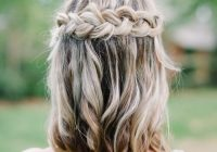 Fresh rock prom night with these 50 cool as you can get hairstyles Prom Hairstyles For Short Hair With Braids Ideas