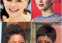 Fresh short cuts an easy way to support breast cancer awareness Short Haircuts For Chemo Patients Inspirations