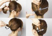 Fresh step step hairstyles for long hair long hairstyles ideas Hairstyles With Short Hair Step By Step Choices