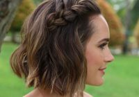 Fresh stunning short hairstyles for your wedding day southern living Short Hair Wedding Styles Bridesmaid Inspirations