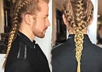 Fresh the coolest braids for white men to try in 2020 White Hair Braid Styles Ideas