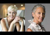 Fresh the new best older women short gray hair styles short haircuts in 2017 Gray Hair Styles Short Hairstyles Choices