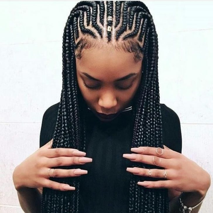 Permalink to Beautiful Ghanian Braids Hairstyles Gallery