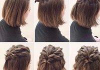 Fresh twist french braid cute hairstyles for short hair hair French Braid Ideas For Short Hair Choices