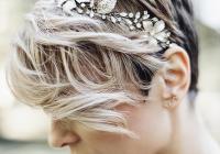 Fresh wedding styles for short hair Very Short Hair Wedding Styles Inspirations