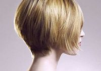 Fresh wedge hairstyles for short hair Short Wedge Haircuts Back View Ideas