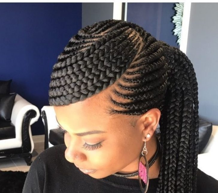 Permalink to 11 Beautiful African American Braids Styles