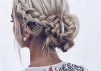haircut for ladies long hair easy formal updos for medium Prom Hairstyles For Long Hair Updos Braided Inspirations