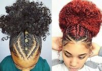 image result for natural hair easy protective styles Quick Hairstyles For African American Hair