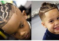 little boy hairstyles braids easy braid haristyles Cornrow Hairstyles For Little Boys